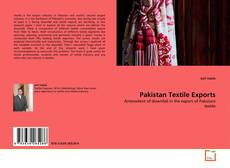 Bookcover of Pakistan Textile Exports