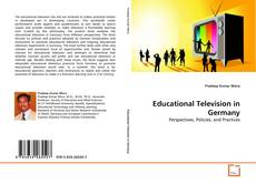 Copertina di Educational Television in Germany