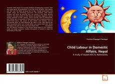 Bookcover of Child Labour in Domestic Affairs, Nepal