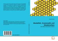 Bookcover of Modalität, Grammatik und Modalverben