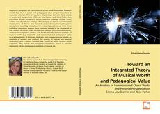 Обложка Toward an Integrated Theory of Musical Worth and Pedagogical Value