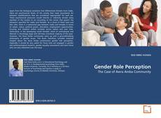 Capa do livro de Gender Role Perception