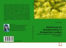 Buchcover von Regulierung des Rapsglanzkäfers im ökologischen Landbau