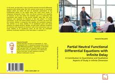Capa do livro de Partial Neutral Functional Differential Equations with Infinite Delay