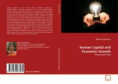 Обложка Human Capital and Economic Growth