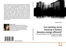 Bookcover of Can existing social housing in Greece become energy efficient?
