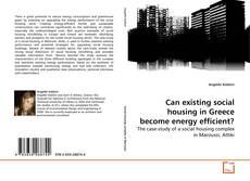Capa do livro de Can existing social housing in Greece become energy efficient?