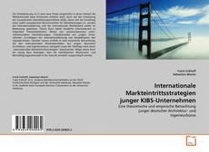 Buchcover von Internationale Markteintrittsstrategien junger KIBS-Unternehmen