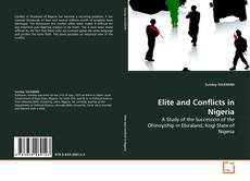Bookcover of Elite and Conflicts in Nigeria
