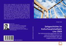 Copertina di Zeitgeschichte im Kulturhauptstadtjahr Linz 2009