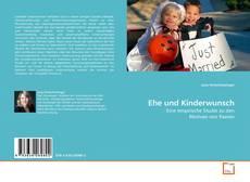 Bookcover of Ehe und Kinderwunsch