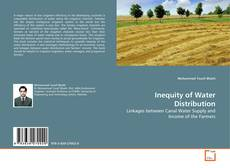 Bookcover of Inequity of Water Distribution