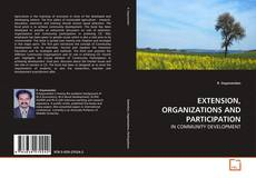 Обложка EXTENSION, ORGANIZATIONS AND PARTICIPATION