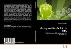 Buchcover von Bildung von Humboldt bis PISA