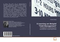 """Buchcover von E-Learning am Beispiel """"Yield Management"""""""