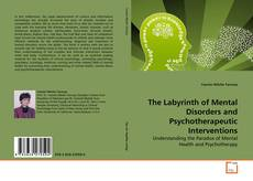Buchcover von The Labyrinth of Mental Disorders and Psychotherapeutic Interventions