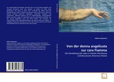 Bookcover of Von der donna angelicata zur cara Fiamma