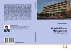 Buchcover von Hospital Waste Management