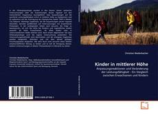 Capa do livro de Kinder in mittlerer Höhe