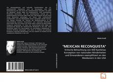 """Обложка """"MEXICAN RECONQUISTA"""""""