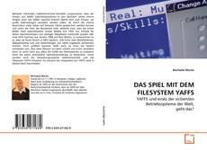 Buchcover von DAS SPIEL MIT DEM FILESYSTEM YAFFS