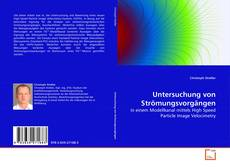Bookcover of Untersuchung von Strömungsvorgängen
