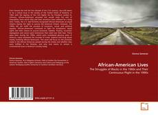 Bookcover of African-American Lives