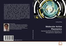 Capa do livro de Molecular Active Plasmonics