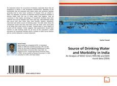 Bookcover of Source of Drinking Water and Morbidity in India