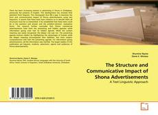 The Structure and Communicative Impact of Shona Advertisements kitap kapağı