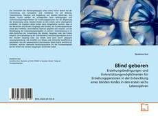 Bookcover of Blind geboren