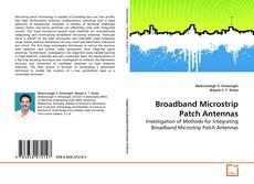 Broadband Microstrip Patch Antennas kitap kapağı