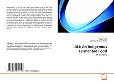 Couverture de IDLI: An Indigenous Fermented Food