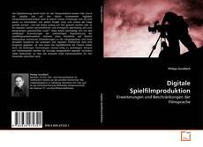 Capa do livro de Digitale Spielfilmproduktion