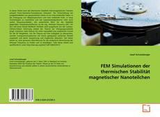 Capa do livro de FEM Simulationen der thermischen Stabilität magnetischer Nanoteilchen