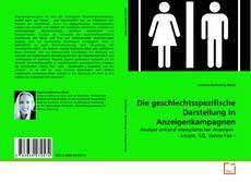 Borítókép a  Die geschlechtsspezifische Darstellung in Anzeigenkampagnen - hoz