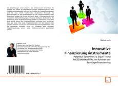 Copertina di Innovative Finanzierungsinstrumente