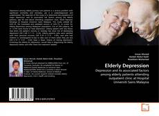 Capa do livro de Elderly Depression