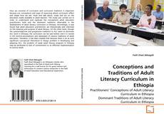Couverture de Conceptions and Traditions of Adult Literacy Curriculum in Ethiopia