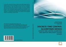 Bookcover of DISCRETE-TIME CONTROL ALGORITHMS DESIGN