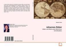Copertina di Johannes Rüber