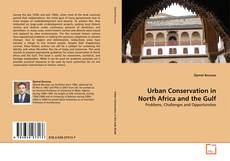 Capa do livro de Urban Conservation in North Africa and the Gulf