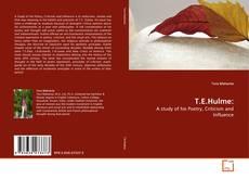 Bookcover of T.E.Hulme: