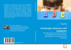 Bookcover of Schulangst erkennen und begegnen