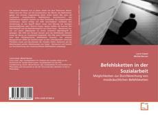 Buchcover von Befehlsketten in der Sozialarbeit