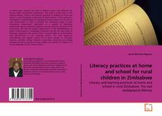 Portada del libro de Literacy practices at home and school for rural children in Zimbabwe