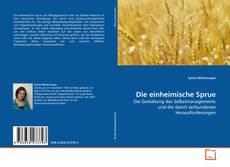 Buchcover von Die einheimische Sprue
