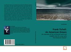 Capa do livro de Frank Ticheli: An American Dream