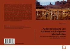 Bookcover of Außendarstellung von Nationen mit indigenen Minderheiten