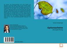 Bookcover of Optionsscheine